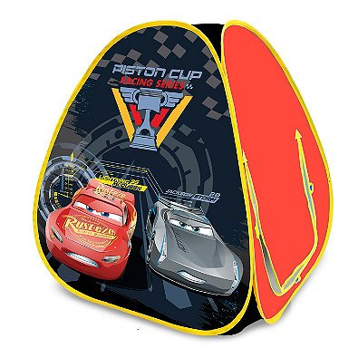Playhut Disney Cars 3 Classic Hideaway Pop Up Tent Instant Set-up and Easy  sc 1 st  Amazon.com & Amazon.com: Playhut Disney Cars 3 Classic Hideaway Pop Up Tent ...