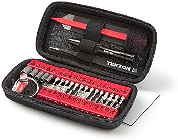TEKTON 46-Piece Everybit Tech Rescue Kit