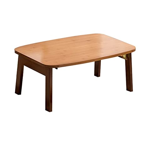 Coffee Tables Small Bamboo Window Table Balcony Short Desk Living
