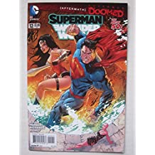 Superman / Wonder Woman #12, December 2014