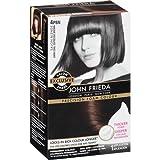 john frieda foam color - Sheer Blonde John Frieda Precision Foam Hair Colour 4Pbn Dark Cool Espresso Brown, 1 ct (Pack of 2)