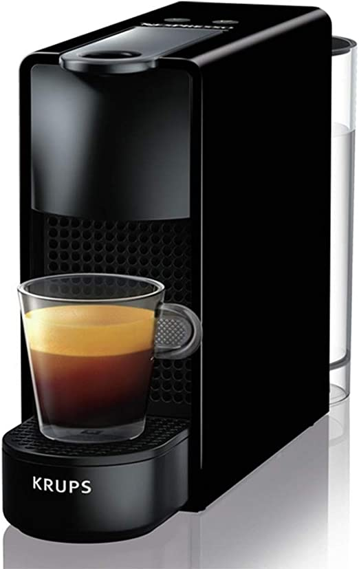 Krups Nespresso Essenza Mini Piano Noir: Amazon.es: Hogar