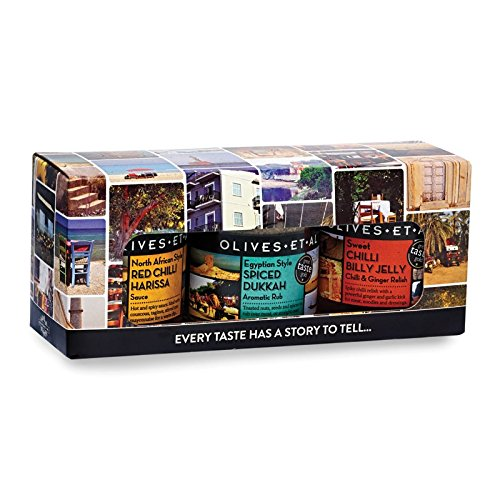 Olives Et Al - Sauce, Rub & Jelly Gift Box (Case of 6)