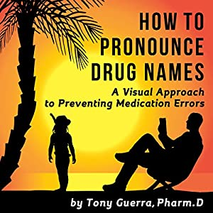How to Pronounce Drug Names Audiobook