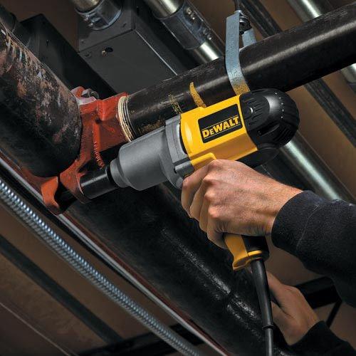 Factory-Reconditioned DEWALT DW292KR Heavy-Duty 1/2-Inch 13mm Impact Wrench Kit w/Detent Pin Anvil by DEWALT (Image #4)