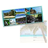 Nature Views Massage/Chiropractic Gift Certificate, No Logo - (25-Pack)