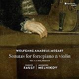 Mozart: Sonatas for Fortepiano & Violin Vol.1