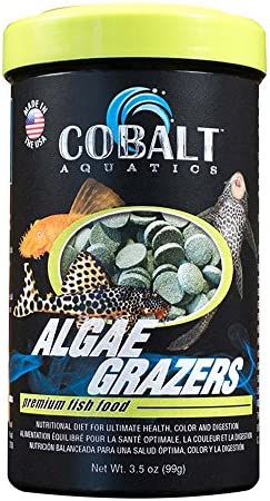 Cobalt Aquatics Algae Grazers wafers