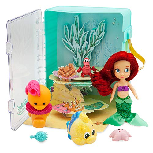 (Disney Animators' Collection Ariel Mini Doll Playset - The Little Mermaid)
