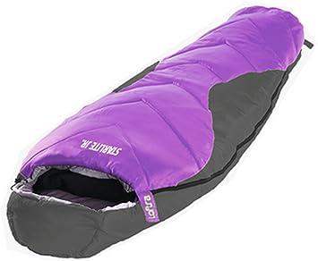 Loftra Schlafsack Starlite Junior - Saco de Dormir Momia para Acampada, Color, Talla 170 x 70 x 50 cm: Amazon.es: Deportes y aire libre