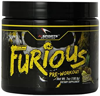 Anabolic Innovations Furious Colada Chaos, 7 Ounce