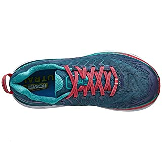 HOKA ONE ONE Women's Clifton 4 Running Shoe - top view