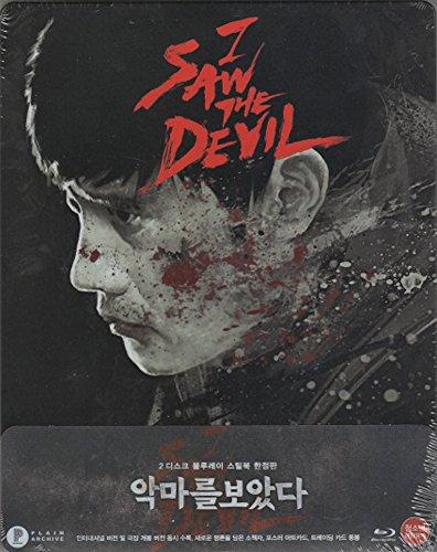 - I Saw the Devil[blu-ray Region A] 2disc Steelbook PET Quarter(1/4) Slip Limited Edition
