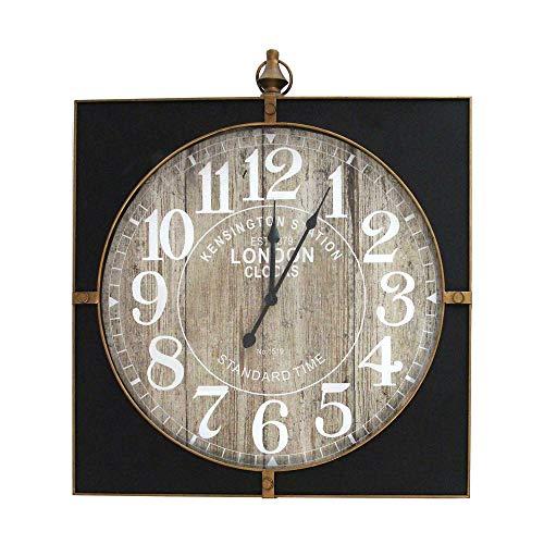 Stratton Home Décor Stratton Home Decor Jordan Wall Clock, 20.00