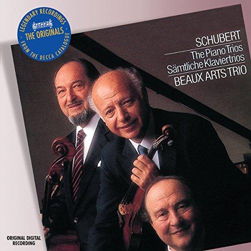 Schubert: Piano Trios - Schubert Trio