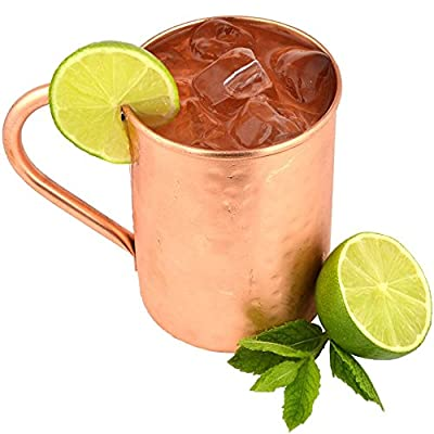 Moscow Mule Copper Mug by The Kicking Mule