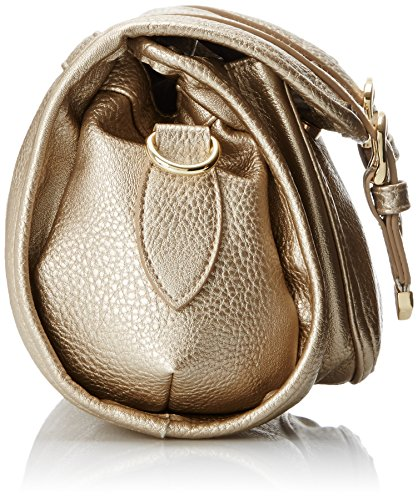 Small Gold rian by Bag FLATS Cross POVERTY Body Softy wpqU8xI