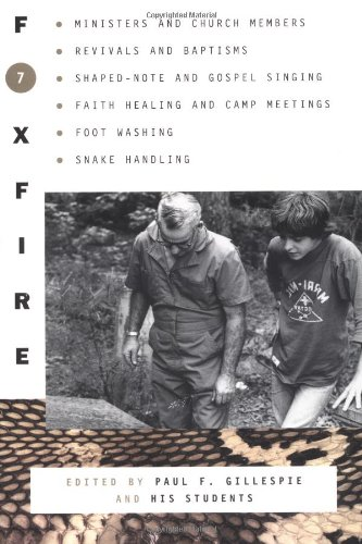 Foxfire 7 - Book #7 of the Foxfire Series