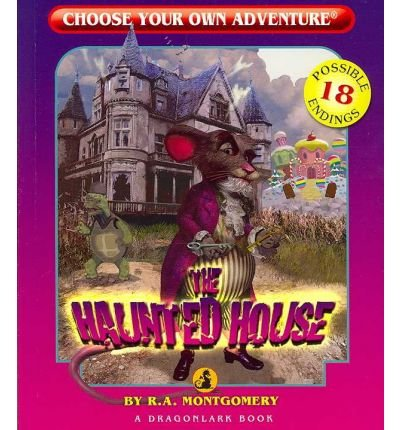Ebook the haunted house choose your own adventure for Choose your own home