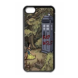 MEIMEICustom Doctor Who New Back Cover Case for iphone 6 plus 5.5 inch CLR623MEIMEI