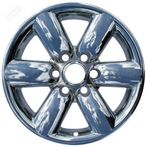 Nissan Mirror Titan Chrome Covers - Coast To Coast IWCIMP323X 18 Inch Chrome Wheelskins With Se - Pack Of 4