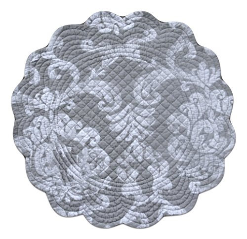 100 cotton quilted placemats - 6