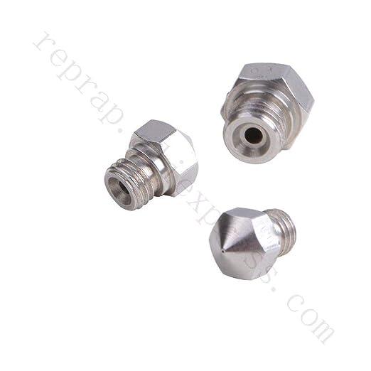 BHPSU 3 boquillas de acero inoxidable F/Micro Swiss Mk10 todas las ...