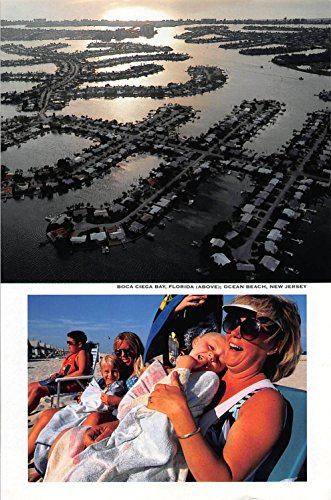 Bay Boca (Print Ad 1997 Boca Ciega Bay Florida Ocean Beach New Jersey)