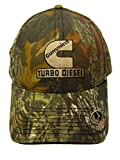 Cummins Turbo Diesel Camouflage Hat
