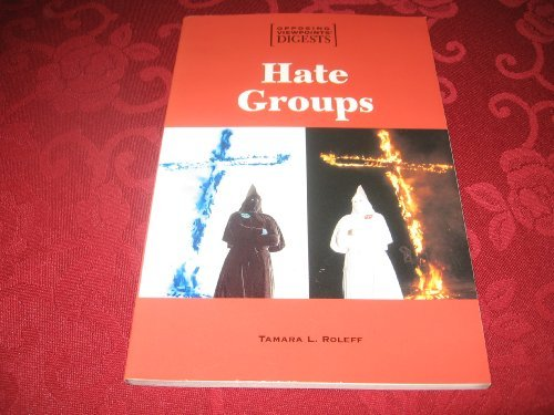 Download Hate Groups (Opposing Viewpoints Digests) PDF