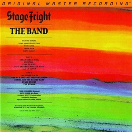 SACD : The Band - Stage Fright (SACD)