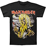 Iron Maiden - Mens Killers T-shirt Large Black