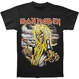 Iron Maiden - Mens Killers T-shirt Large Black