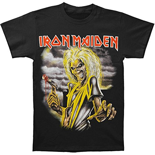 Iron Maiden- Killers Album T-Shirt Size XL