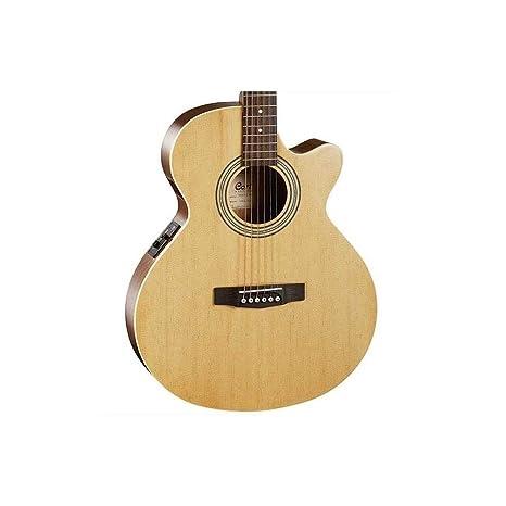 Cort SFX-ME OP Cutaway guitarra electroacústica: Amazon.es ...