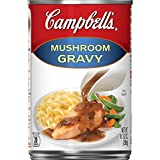 #1: Campbell's Gravy Mushroom, 10.5 Ounce (Pack of 24)
