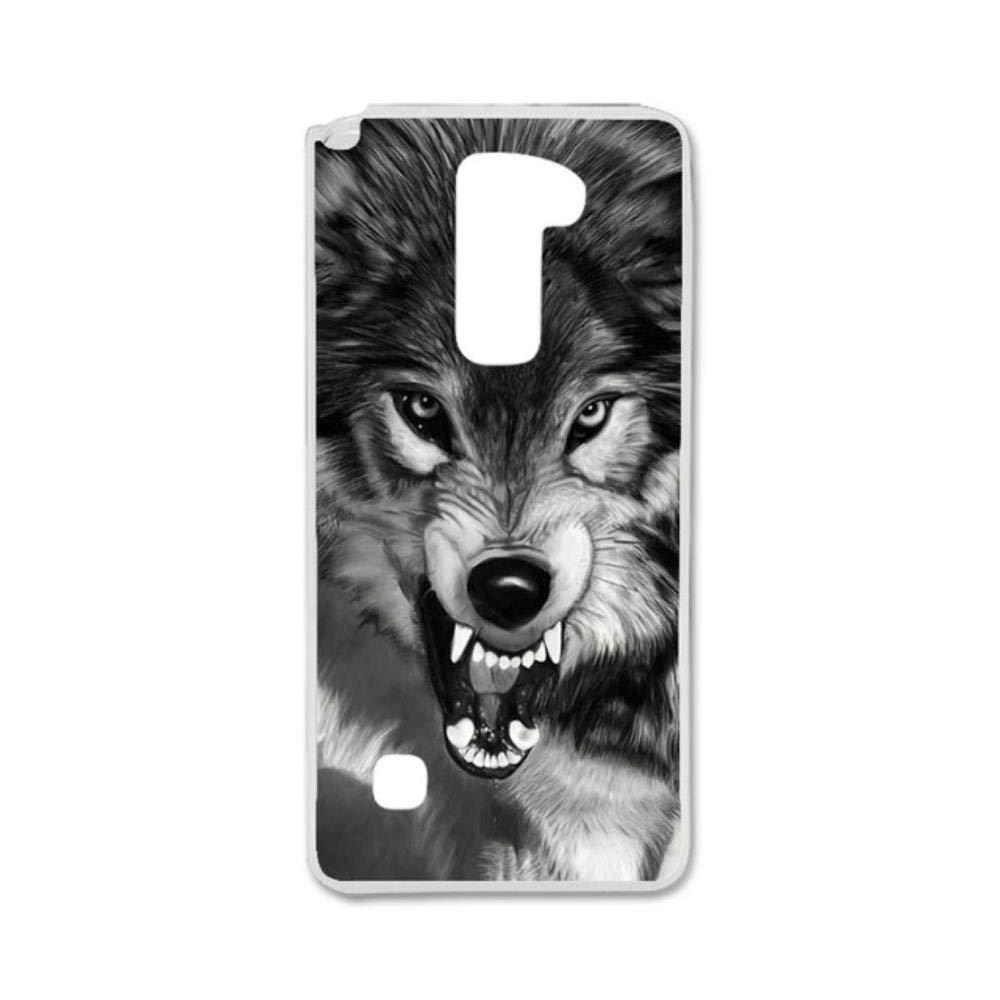 Soft TPU Phone Cases for LG Stylus 2 Plus K530 K535/F720 LS775 G Stylo 2 K520 stylus2 Covers Nutella Bags Back,B075,Soft TPU