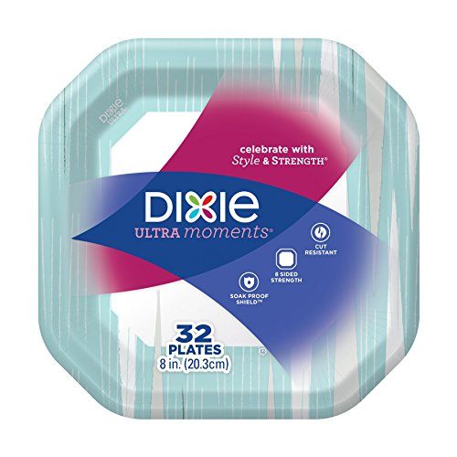 Dixie Ultra Moments Paper Plates, 8