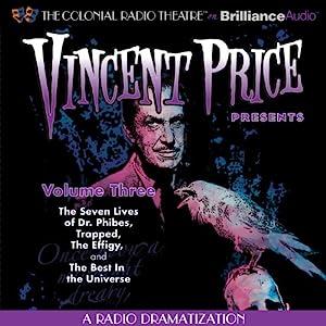Vincent Price Presents - Volume Three Radio/TV Program
