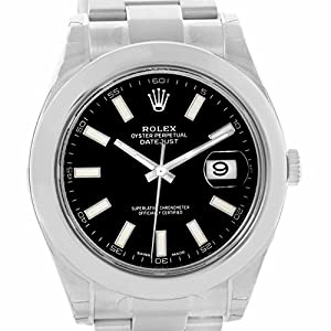 Rolex Datejust automatic-self-wind mens Watch 116300 (Certified Pre-owned)