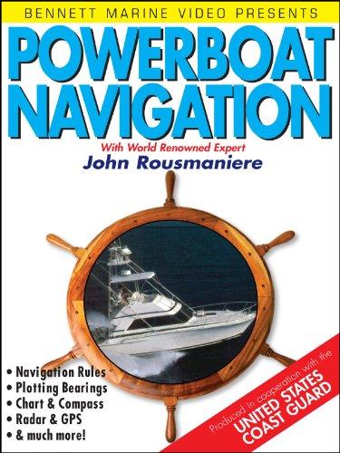 Powerboat Navigation - 3