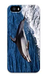 iPhone 5 3D Hard Case Dolphin Jumping