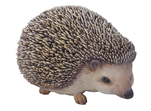 Hi-Line Gift Ltd Sitting Hedgehog Statue