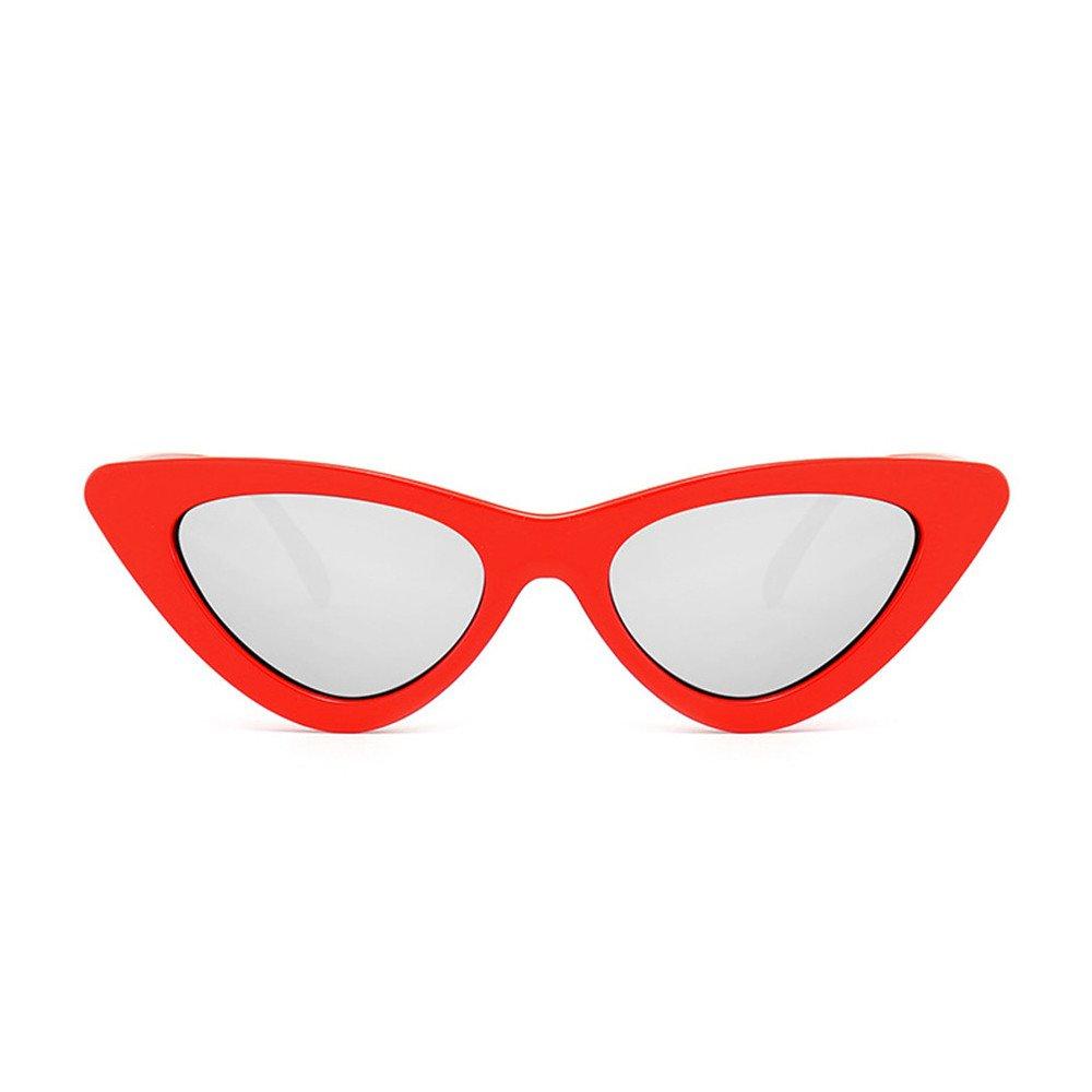 Gafas de Sol Verano, Zolimx Moda Gato Ojo Sombras Gafas de ...