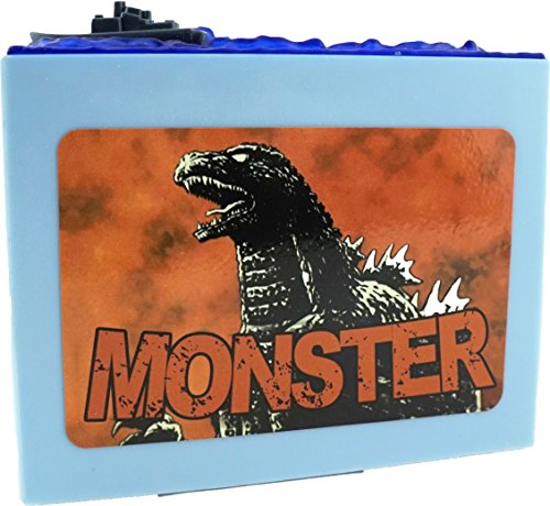 Scary Monster Godzilla Piggy Bank Dinosaur Automatic Musical Stealing Money Saving Box  Halloween Party  For Kids  Home Decor Furniture   Usa Seller