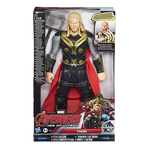 238 opinioni per Avengers- Thor Personaggio Elettronico