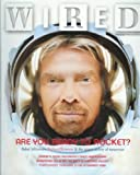 Wired Magazine - January 2005: Richard Branson / Virgin Galactic