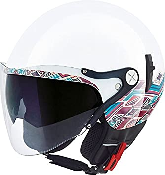 Nexx SX.60 VF Iris - Casco, jet, color negro mate