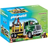 PLAYMOBIL Timber Truck
