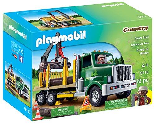 Log Truck - 1